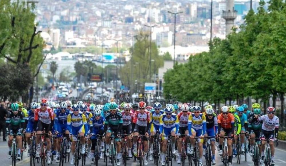 Bisiklet yarışları koronavirüs nedeniyle askıya alındı