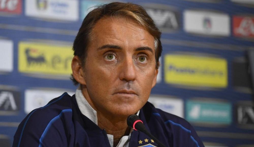 """Mancini: """"Oyuncularımız kötü olmadıklarını anladı."""""""