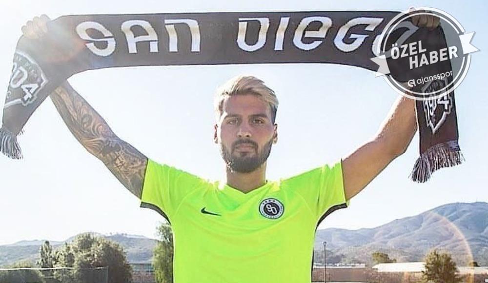 Türkiye'den ABD'nin San Diego takımına transfer oldu! Yasin Mert Egeli...