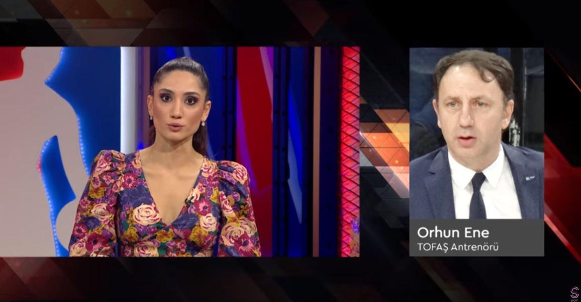 Orhun Ene (TOFAŞ Başantrenörü)