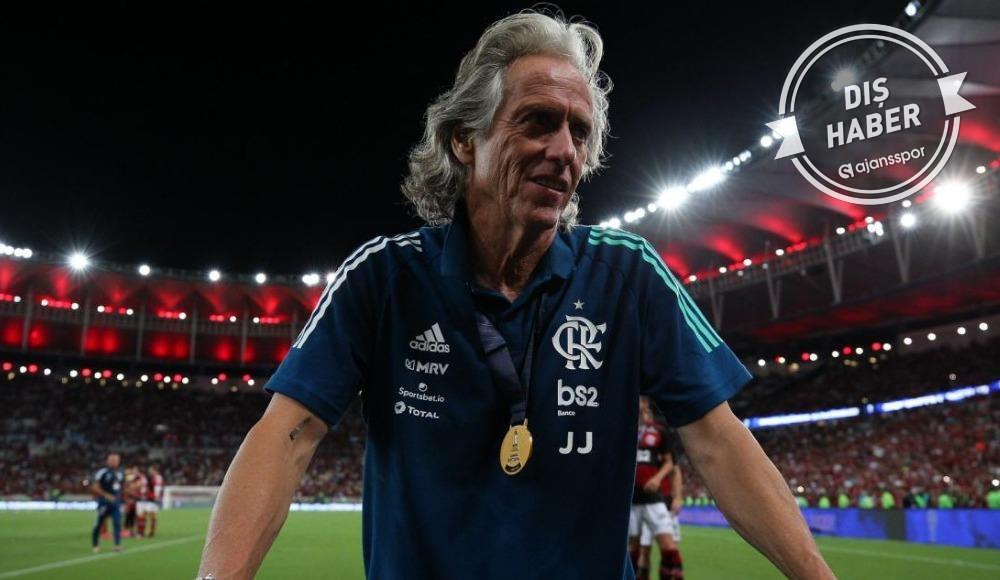 Kulüp açıkladı! Jorge Jesus...