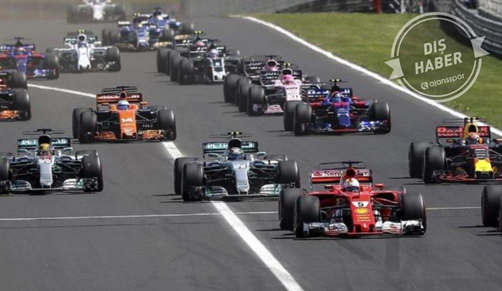 Formula 1'den koronavirüs için yeni açıklama!