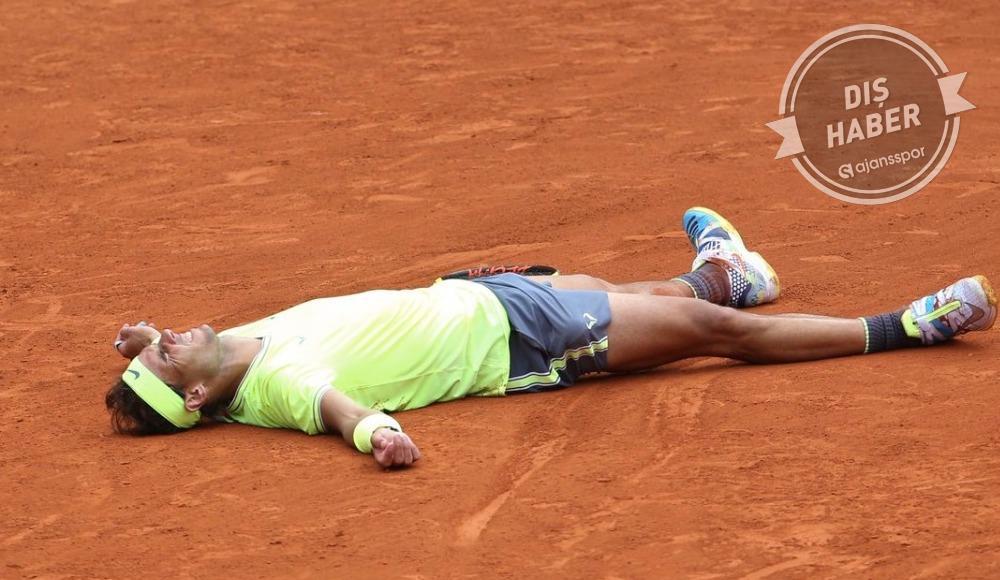 Fransa Açık Tenis Turnuvası'na koronavirüs engeli!