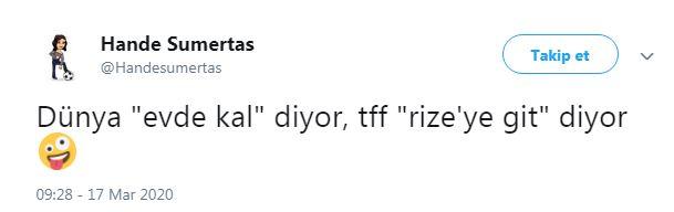Galatasaray Medya Koordinatörü Hande Sümertaş'ın tepkisi