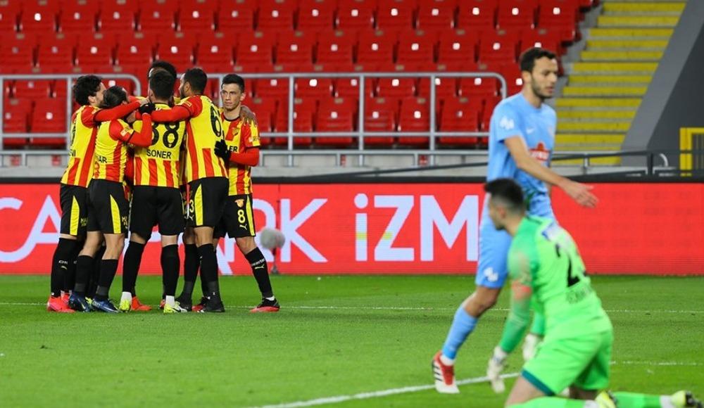 Boldrin ve Meljnak Göztepe maçını değerlendirdi