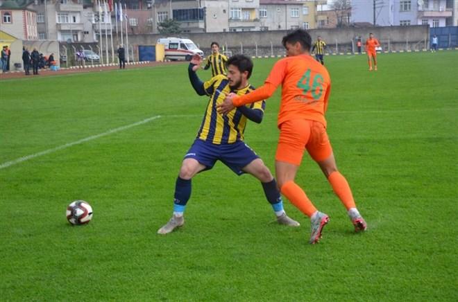 Fatsa Belediyespor'dan Kozanspor'a geçit yok