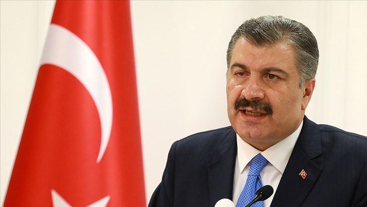 Türkiye Corona virüs vaka artışı
