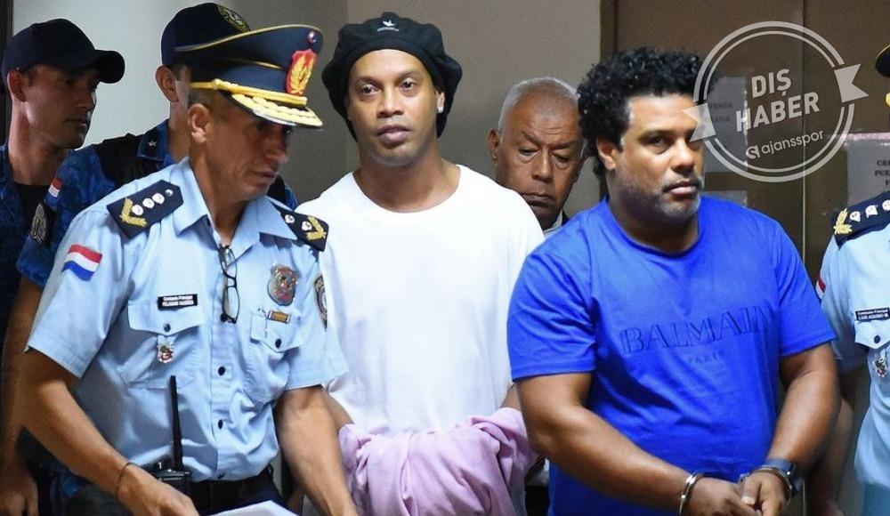 Ronaldinho neden tutuklandı? Kara para mı aklıyordu?