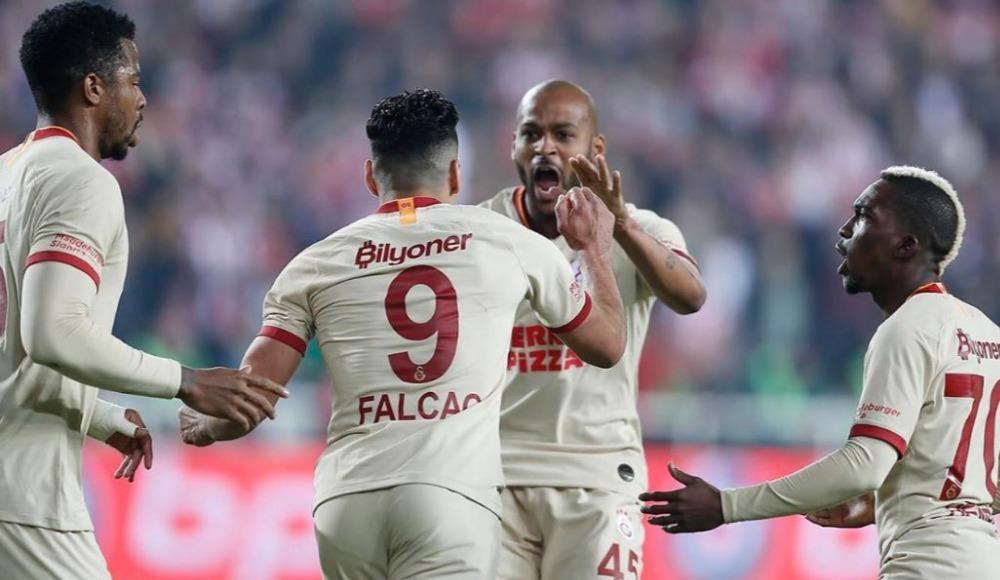 Alanyaspor - Galatasaray (Canlı maç izle)