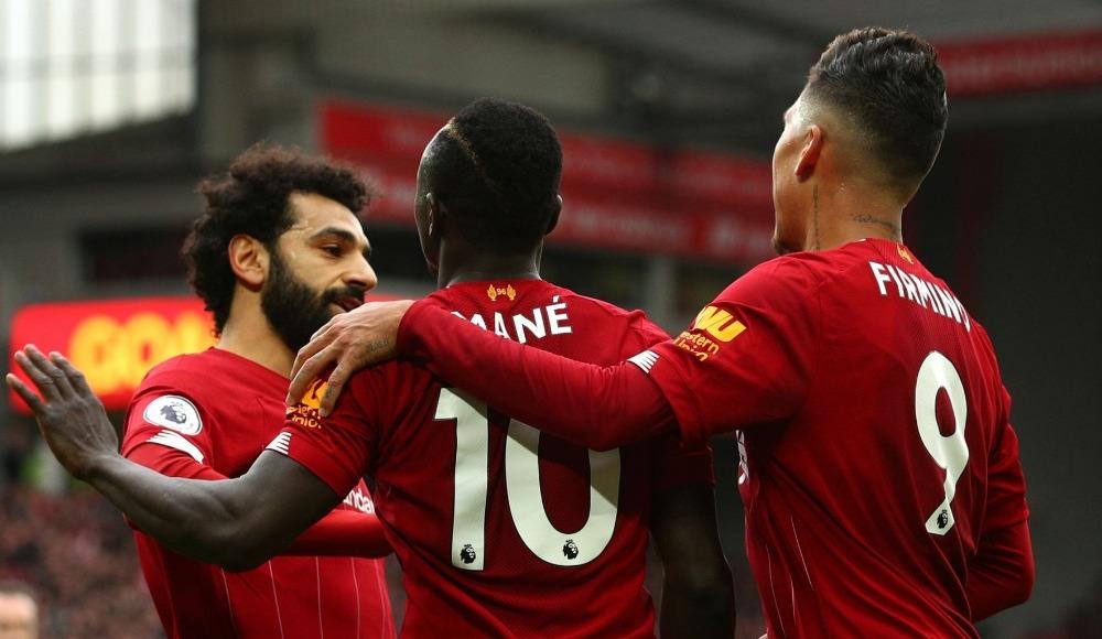 Everton - Liverpool (Canlı Skor)