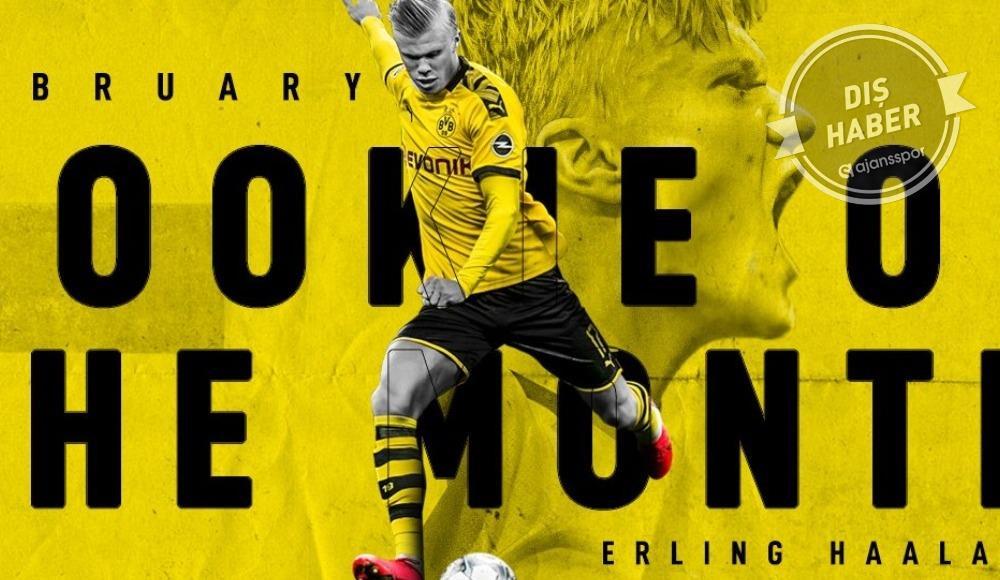 Bundesliga'da Şubat ayının çaylak oyuncusu belli oldu