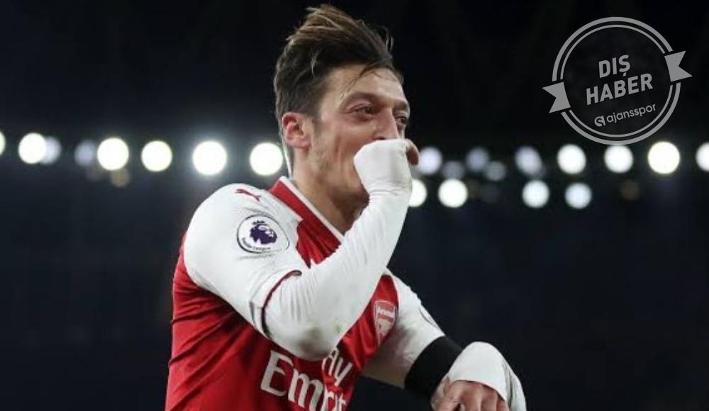 Mesut Özil ve Aubameyang hakkında flaş açıklama