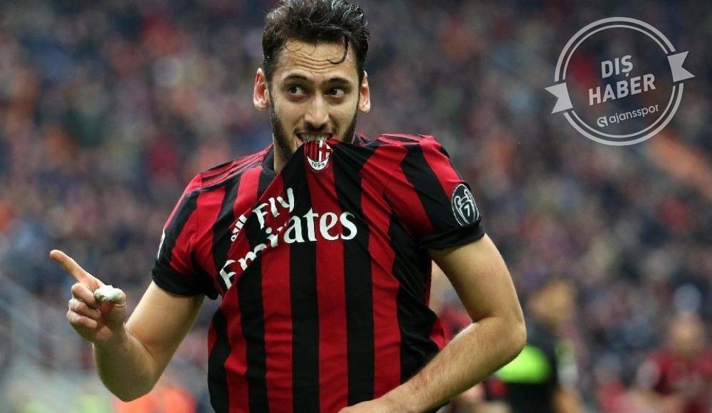 Hakan Çalhanoğlu, Milan'dan ayrılıyor mu?