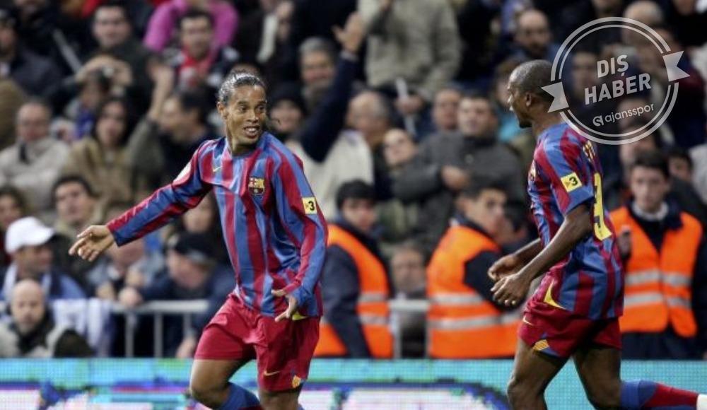 Eto'o'dan Ronaldinho'ya...