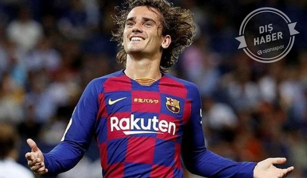 100 milyon Euro ver, Antoine Griezmann'ı al...