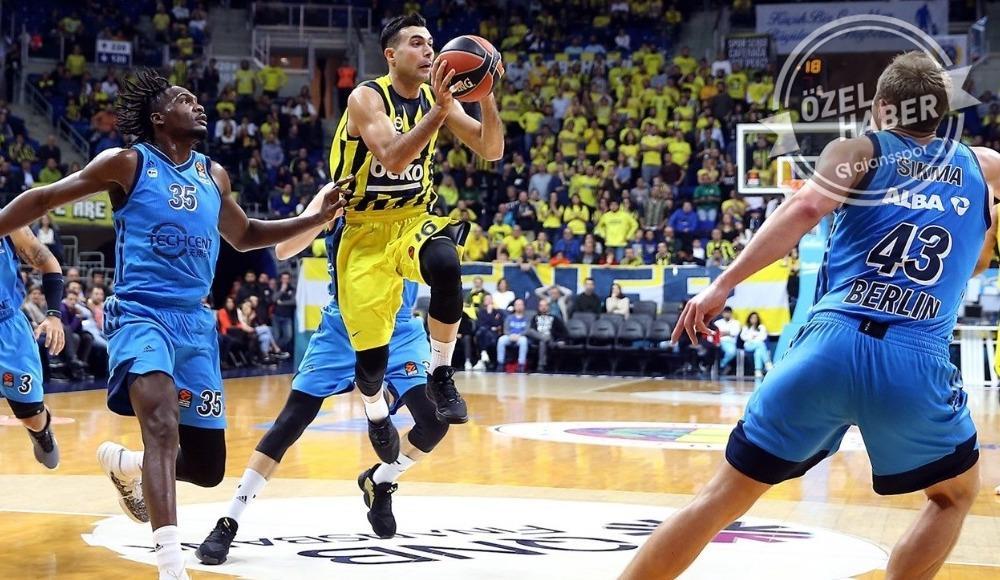 Fenerbahçe Beko'da koronavirüs bekleyişi