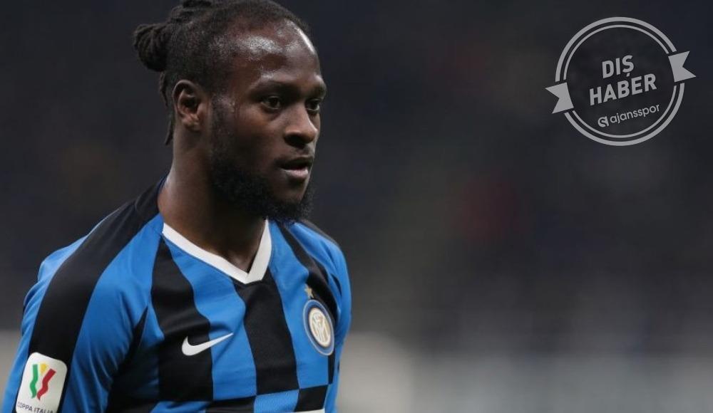 Inter'den Victor Moses kararı...