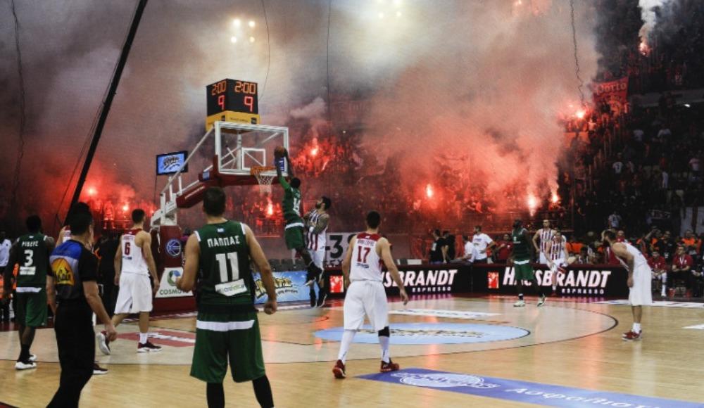 Yunanistan Basketbol Ligi'nde flaş karar