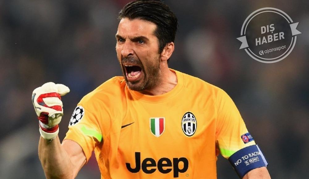 Juventus'tan Gianluigi Buffon kararı...