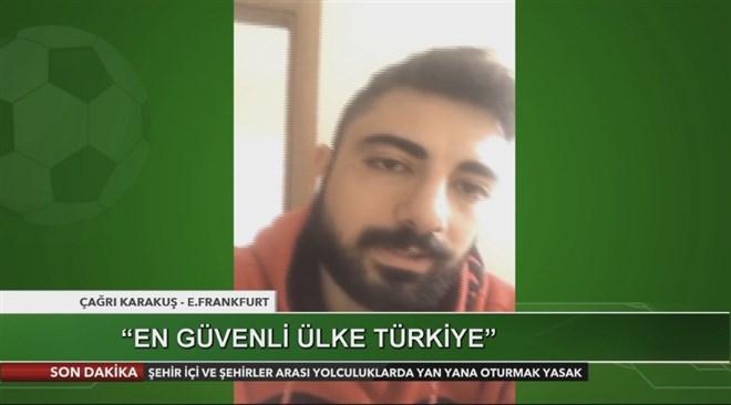 """""""Almanya'daki Türkler, Türkiye'ye gitmek istiyor"""""""