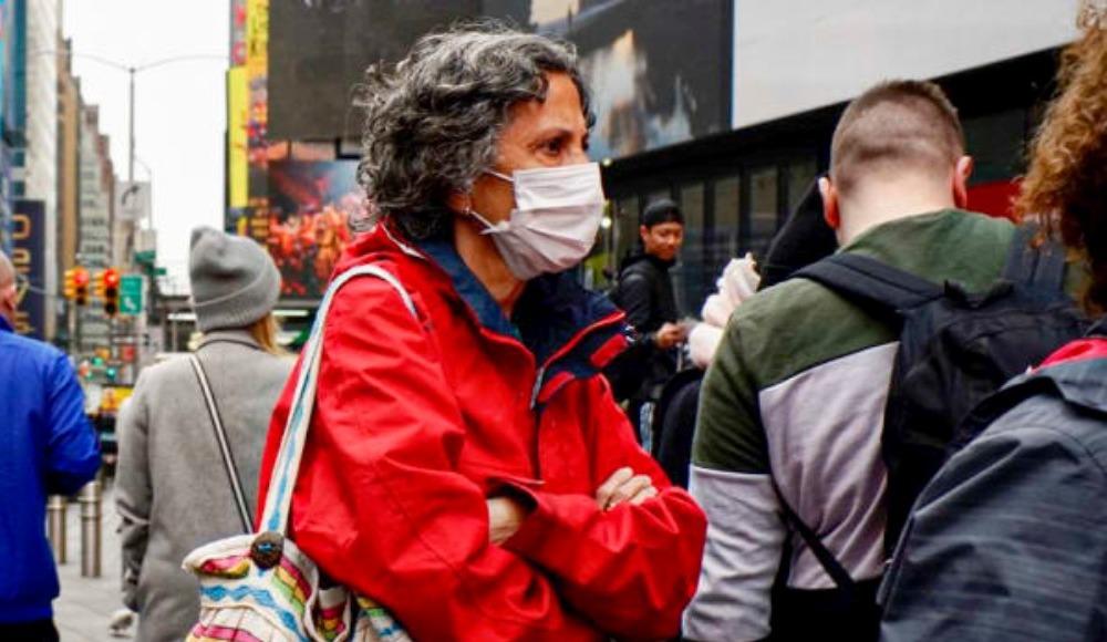ABD'de koronavirüs salgını hayatı durdurdu! Vaka sayısı...