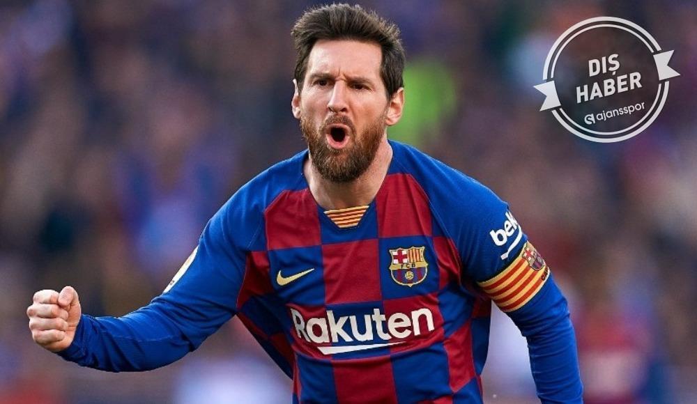 Messi'den tam 1 milyon Euroluk yardım!