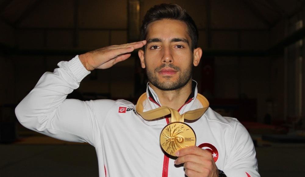 İbrahim Çolak, olimpiyatların ertelenmesinden memnun