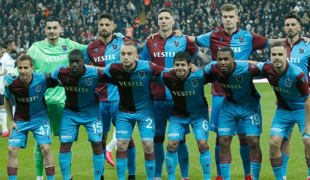 O maçta 31 şut çektiler! Trabzonspor'un enleri...