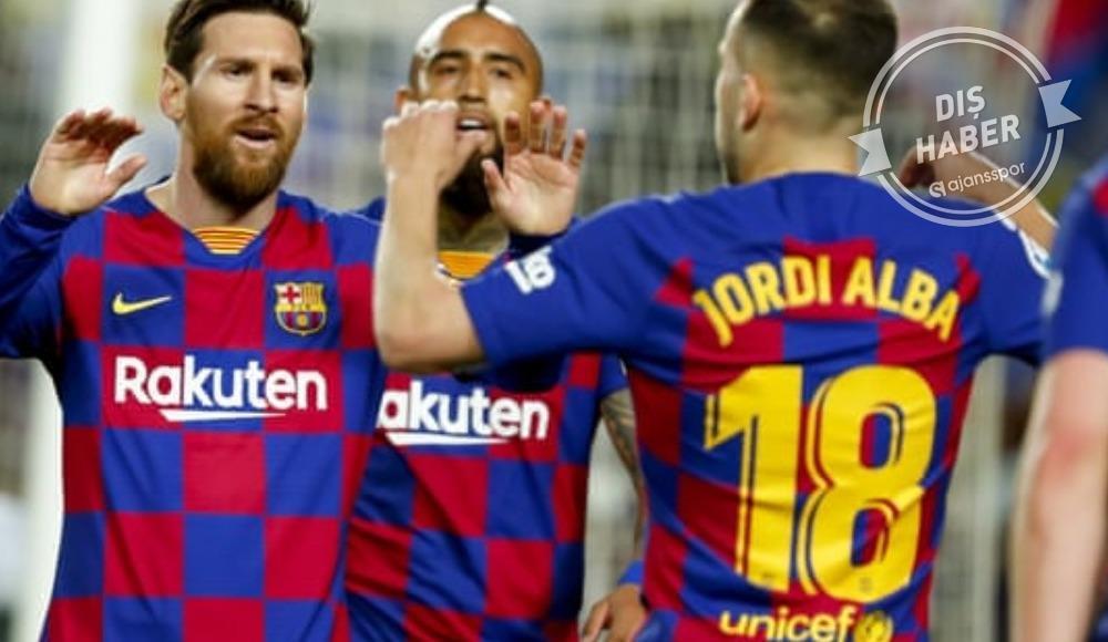 Barcelona ücretlerde indirime gidiyor