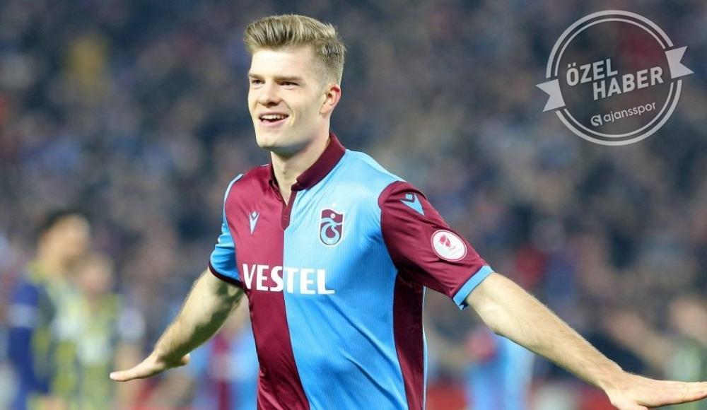 Trabzonspor'un Sörloth planı ortaya çıktı!