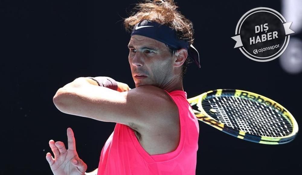 Nadal'dan İspanyol sporculara yardım çağrısı!