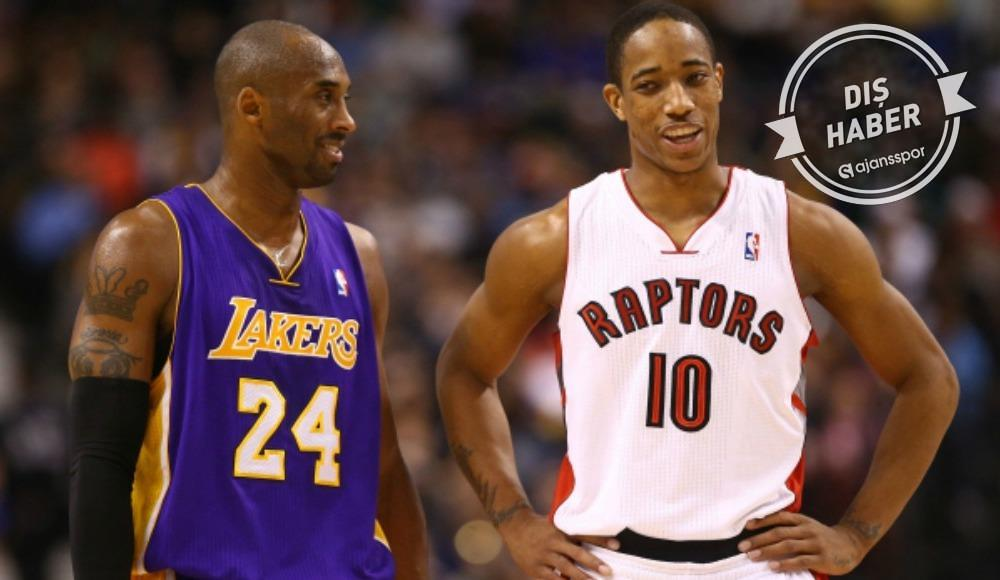 """DeRozan anısını paylaştı: """"Kobe Bryant çılgına dönmüştü..."""""""