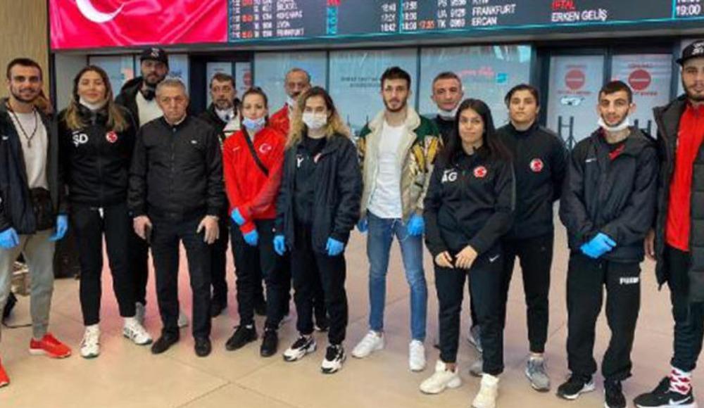 Bir Türk sporcuda daha koronavirüs çıktı!