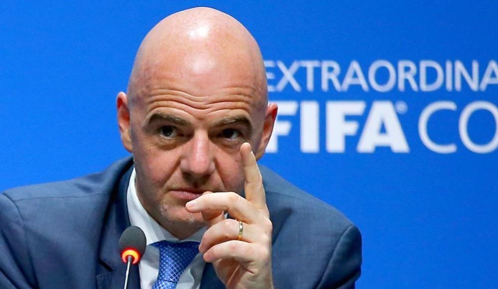 FIFA Başkanı Infantino'dan finansal düzenleme açıklaması