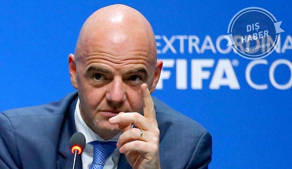 FIFA açıkladı! Infantino devam edecek