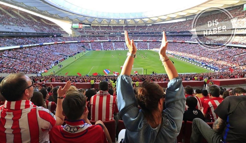 Atletico Madrid maaşlarda indirime gidiyor!