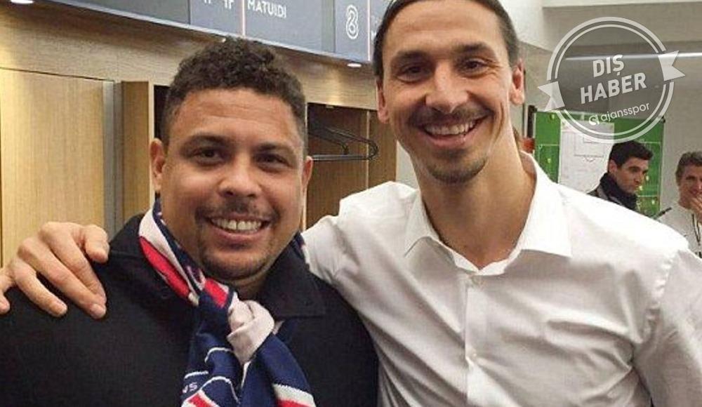 """Zlatan Ibrahimovic: """"Ronaldo gibi olmak istedim"""""""