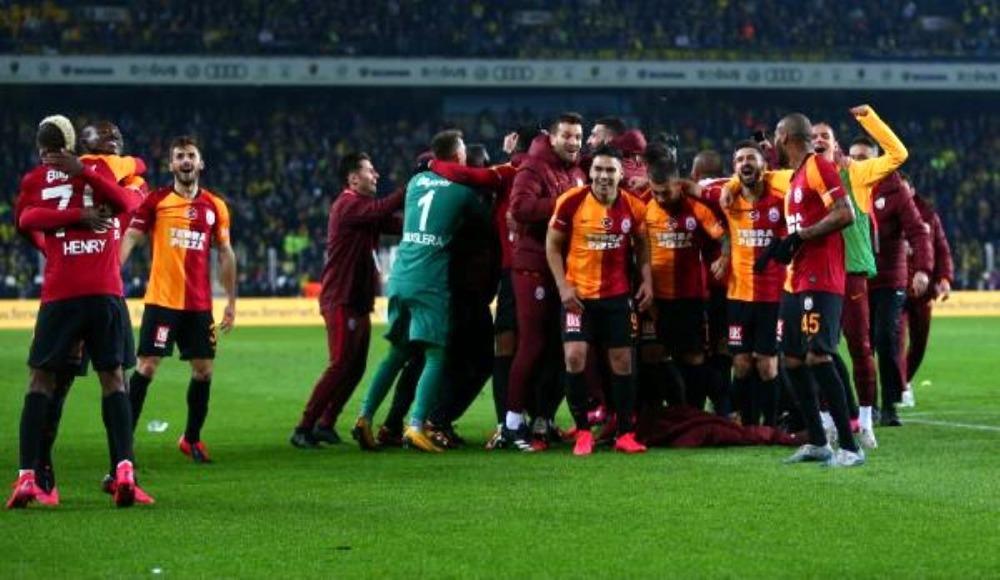Lig iptal olursa Galatasaray'ın Kadıköy zaferi ne olacak?