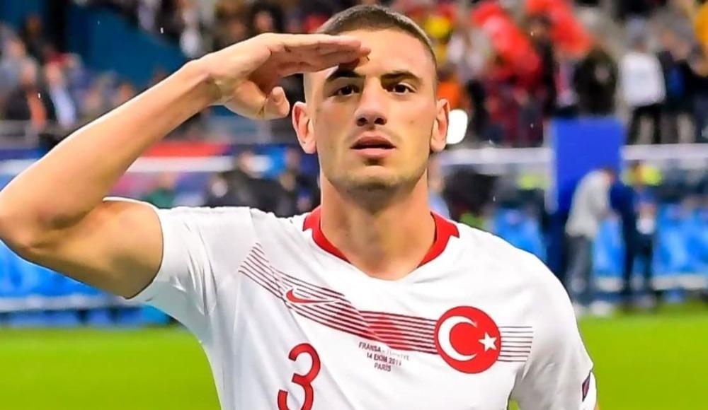 Merih Demiral'den Elazığlı genç sporculara destek