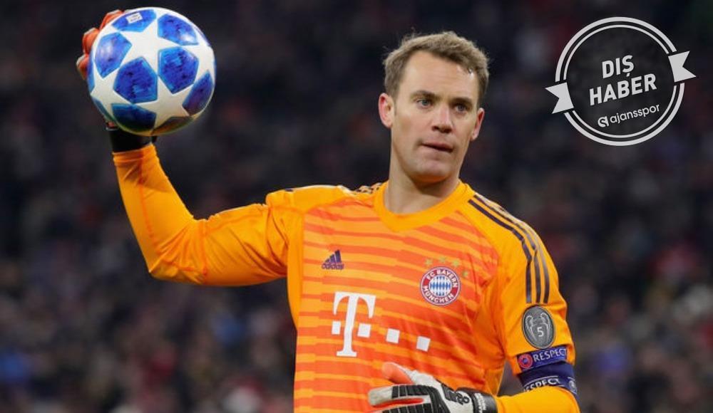 Manuel Neuer, Bayern Münih'ten ayrılıyor mu? Premier Lig ekibi...