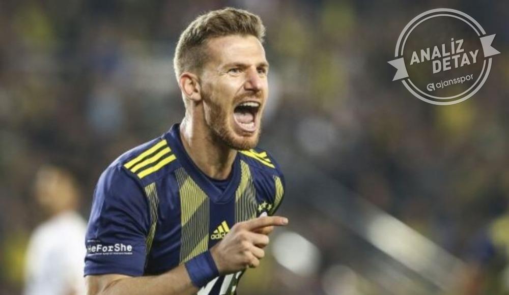 Fenerbahçe'de en golcü ikinci stoper Serdar Aziz!