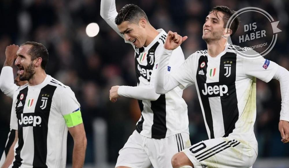 Juventuslu futbolcular maaşlarında indirime gidiyor!