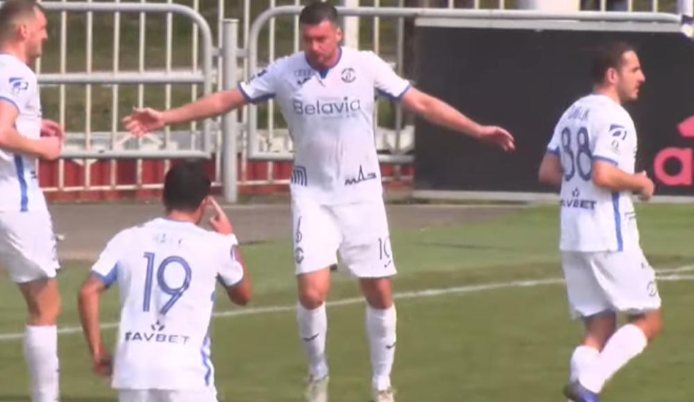Dynamo Brest üç puanla tanıştı!