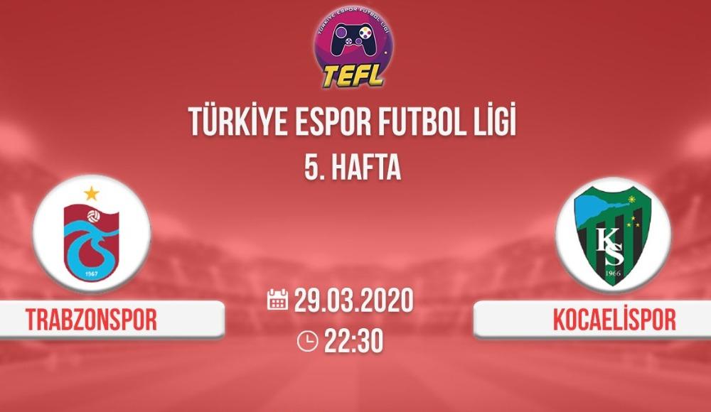 Sakaryaspor - Çaykur Rizespor E-Spor TEF Ligi maçı! (CANLI)