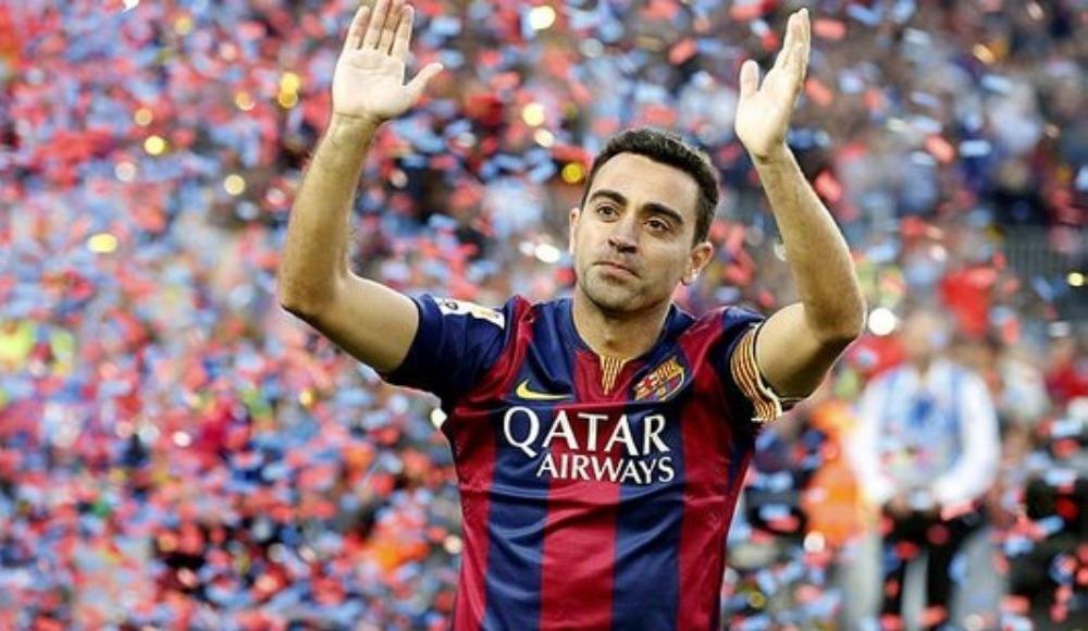 Xavi'den Barcelona'ya şartlı evet!