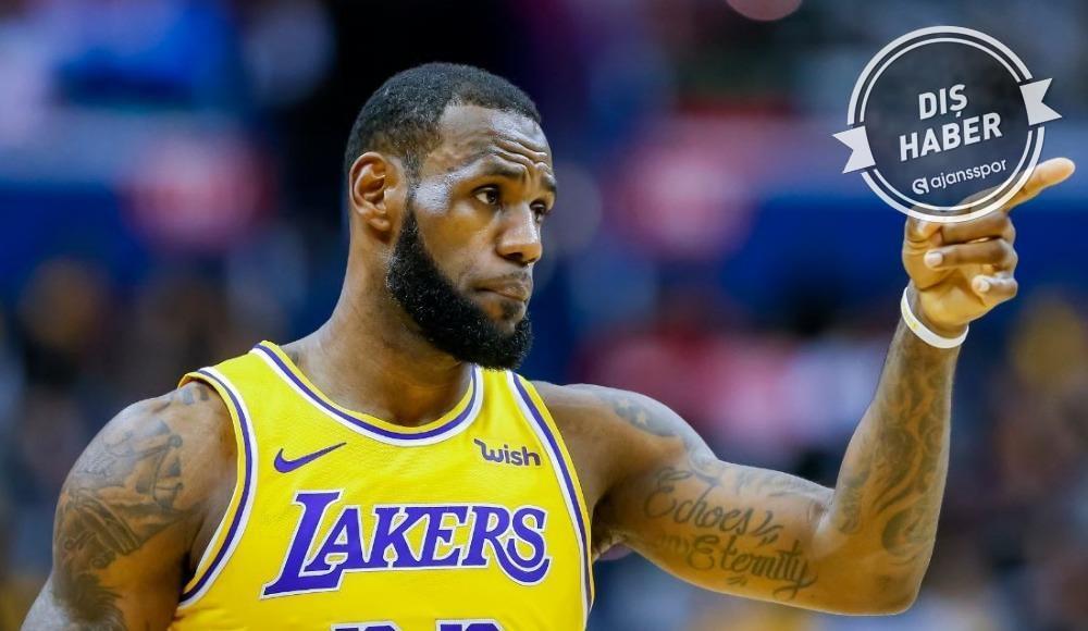 """""""LeBron James 40 yaşına kadar oynar"""""""
