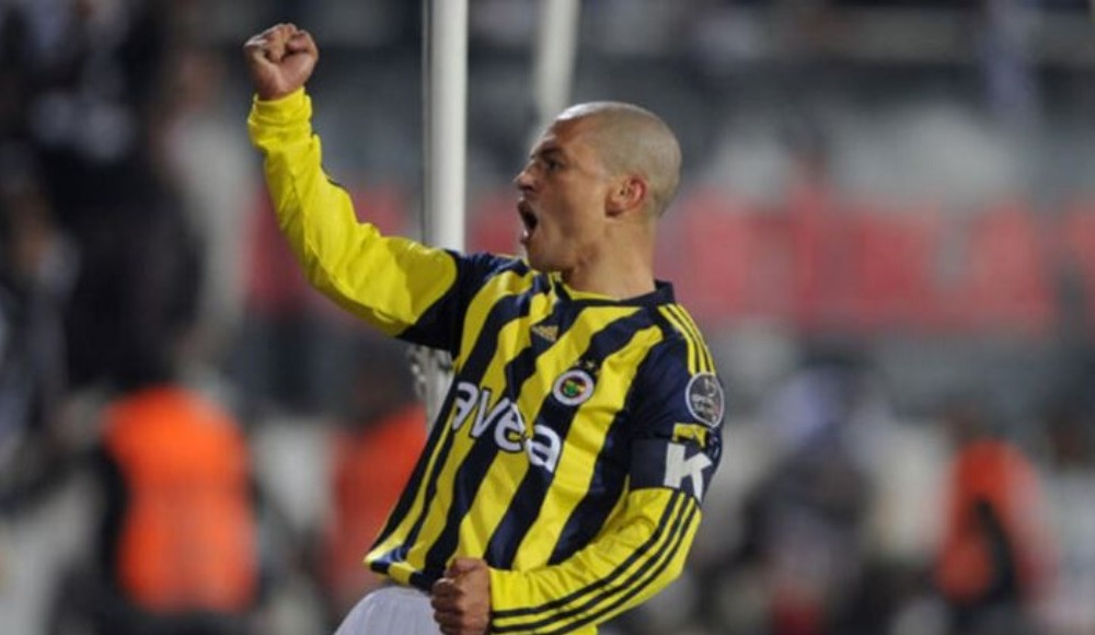 Alex'ten Galatasaray sözleri