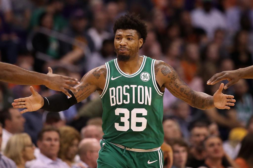 Marcus Smart (Boston Celtics)