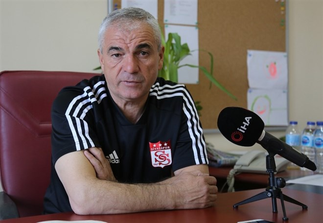 "Rıza Çalımbay: ""Maçlar Antalya'da oynansın"""