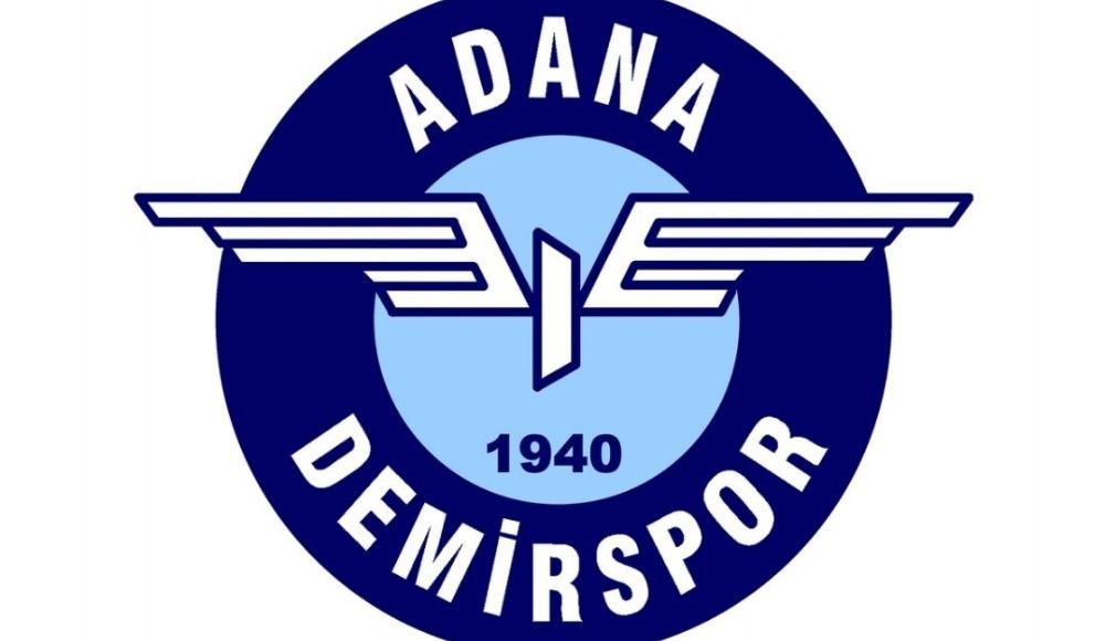 Adana Demirspor desteğe başladı